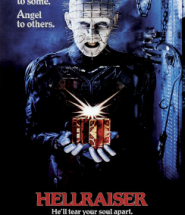 #Horror #Hellraiser and the Hellbound Heart by @realclivebarker